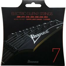 Ibanez IEGS7 Electric Guitar Strings 7 String / Super Light Free Shipping!!