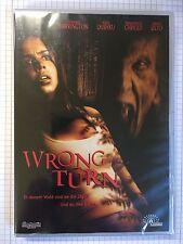 Wrong Turn - DVD
