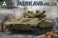 Takom 2080 1/35 Merkava Mk.2B Israeli Main Battle Tank Models 2019 New