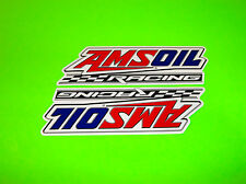 AMSOIL RACING ATV QUAD SNOWMOBILE MOTORCYCLE MOTOCROSS PRO DIRT STICKERS DECALS
