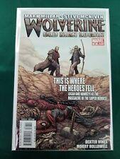 Wolverine #67 Old Man Logan 1st Appearance Ashley Barton Mark Millar comic book