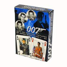 James Bond 007-Coleccionable Juego De Cartas-La Película escenas 11-20 - Cartamundi Nuevo