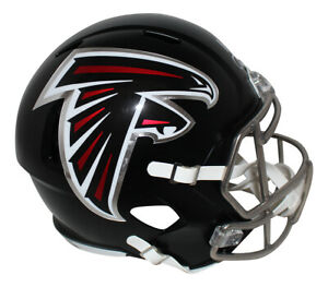Julio Jones Autographed/Signed Atlanta Falcons F/S Speed Helmet BAS 30016