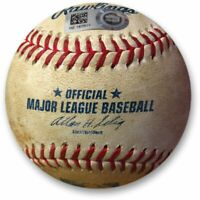 Los Angeles Dodgers vs St. Louis Cardinals Game Used Baseball 06/28/14 MLB Holo