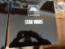 Collector's Edition Star Wars Trilogy Definitive Collection LaserDisc Set