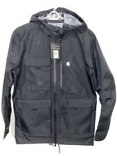 Hurley x Carhartt Men's Phantom Defender Waterproof Jacket Size X Small
