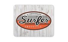 Longboard surfistas freestyle Mouse Mat Pad-Surf Surf Regalo Pc #4194