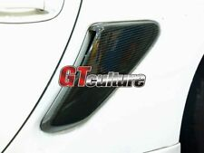 FOR CARBON FIBE 06-11 CAYMAN / BOXSTER 987 SIDE AIR INTAKES VENTS SCOOPS GRILLES