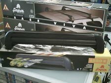 Accessorio portasci da/per barre portatutto 6 paia Fapa Asso 6 Nero con chiave