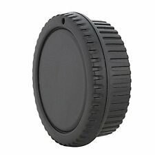 """Rear Lens Cover + Camera Body Cap for Canon DSLR SLR Lens """"US Shipping"""""""
