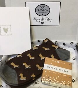 Mens Letterbox Gift - Supports Animal Charity