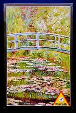 ~ Piatnik 1000 Piece Jigsaw Puzzle [Bridge Over A Pond Of Water Lillies] Monet