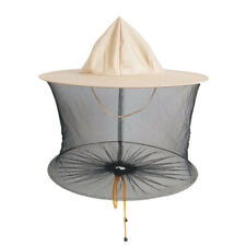 1pc Portable Beekeepers bee hat and Veil