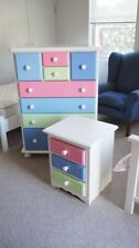 Solid Wood Kid's Bedroom Dressers & Chests of Drawers