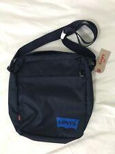 Nueva Bolsa Lateral LEVIS azul marino trabajo escolar gimnasio viajes, vacaciones Correa para el Hombro