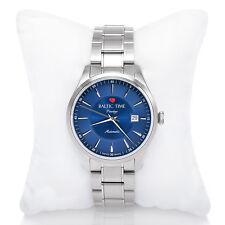 Tiempo del Báltico Prestige Cal. ETA 2824-2 Reloj Automático Hecho En Suiza todos Inoxidable estilo