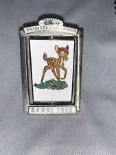 Disney Pin Bambi Animation Legend Spinner Le5000