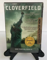CLOVERFIELD (DVD, 2008) Brand New & Sealed!