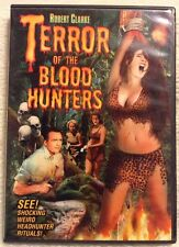 Terror of The Blood Hunters (DVD, 2007) FREE SHIPPING