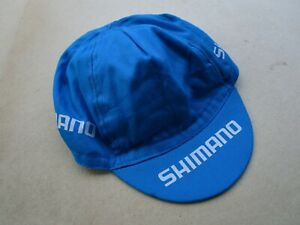 Shimano Cycling Under Helmet Skull Cap Cycling Hat Accessories Bicycle Cap Blue