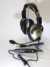 NEW LIGHTSPEED ZULU 3 ANR HEADSET G/A Plugs BLUETOOTH 7 yrs warranty