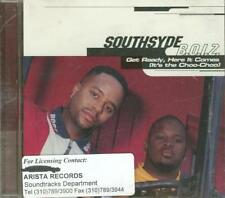 Southsyde B.O.I.Z. Get Ready, Here It Comes Choo-Choo PROMO Music CD 3trk TV Mix