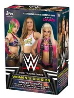 WWE Topps Women's Division 2018 Singles (20% off 3+ Cards!)
