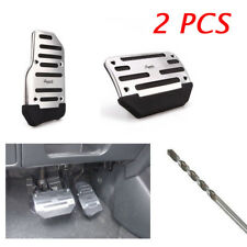 Non Slip Automatic Transmission Pedal Cover Brake Clutch Accelerator Wonderful