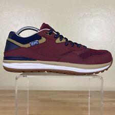 Lems Trailhead Athletic Minimalist Trail Hiking Shoes Womens Size 11 B Redwood