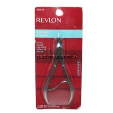 3x Revlon Toenail Nipper for Pedicure, Brand New in Retail Packaging
