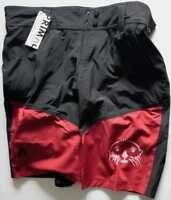 New Primal Sea Otter Classic Women's Escade Large Black Baggy Bike Shorts MTB