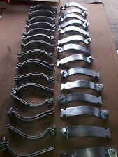 "4"" Standard Pipe & Rigid Conduit Strut Pipe Clamps (29 Clamps) 1000lb."