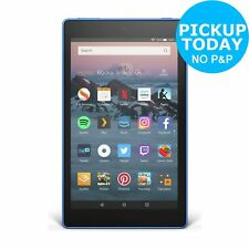 Amazon Fire HD 8 (8th Generation) 16 GB, Wi-Fi, 8 in - Marine Blue (with Special Offers)