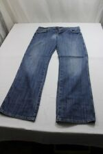 J7741 Wrangler Roxboro Jeans W34 L32 Blau  Gut