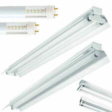 Lichtleiste LED 1x 2x 60cm 120cm 150cm Anbauleuchte Reflektor Röhren Tube T8 G13