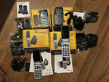 4 X mobile phone joblot Primo 215, 405