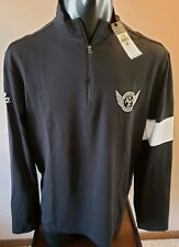 Polo Ralph Lauren Men's Half-Zip Pullover - XL - Black