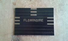 Nuovo Esposizione in negozio - FLAMINAIRE - Garanzia - Elemento For Collectors