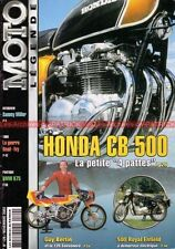 MOTO LEGENDE 129 HONDA CB 500 550 650 Four F1 F2 K0 K1 K2 K3 Phil READ Bill IVY