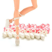 "Prevalent Ballet Shoes Bind-type for 11""  Doll Outfit Toy ME"