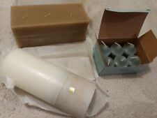 PartyLite candles - woodsy scents, Nib! Retired scents!