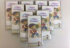 Bulk Lot Of Birthday Cards 10 Sealed Packs 6 With Envelopes