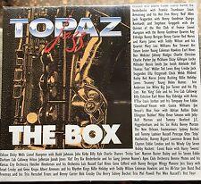 Topaz Jazz - The Box (5 CD Set w/112 classic jazz tracks )