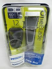 Philips Norelco Face Pro OneBlade Trimmer Shaver New with Damaged Package