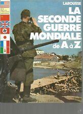 LA 2nde GUERRE MONDIALE DE A à Z N°09 BBC / LA BELGIQUE / BERCHTESGADEN