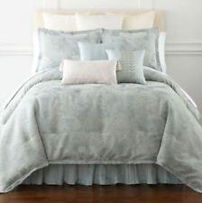 Royal Velvet 4-pc Full Size Comforter Set Blue Frost
