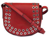 Frye Women's Leather Cassidy Saddle Crossbody Purse Bag Handbag Ret $298 New