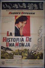 AUDREY HEPBURN, The Nun´s Story, La Historia de una Monja,1960, #10256
