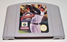 Major League Baseball Featuring Ken Griffey Jr Nintendo 64 N64 PAL Australian Ex