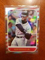 2021 Donruss Baseball Ken Griffey JR Retro Variation rare Holo /2021